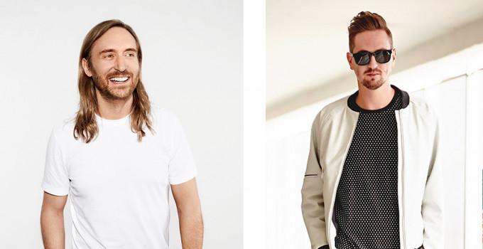 Robin Schulz & David Guetta insieme per il nuovo singolo 'Shed a Light' feat Cheat Codes