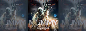 Halloween: The Mummy Horror party by Ciroc