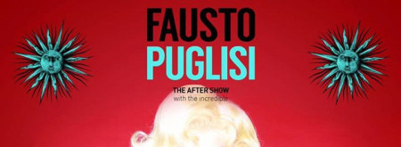 Fausto Puglisi after show: Amanda Lepore live performance