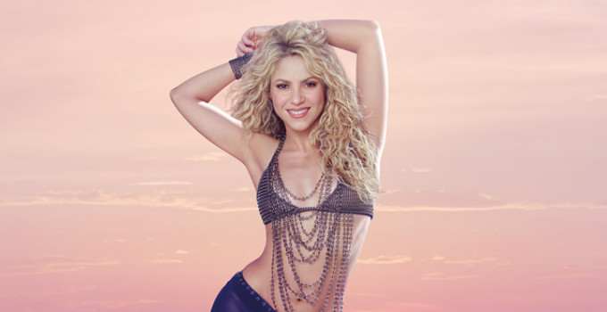 Shakira: show posticipato al 2018