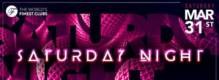 Saturday Night Party - MAR 31st @11clubroom