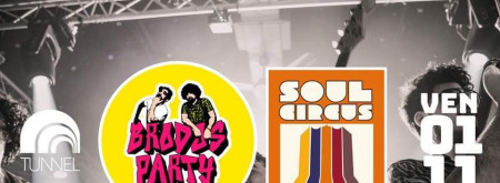 Brodos Party meets Soul Circus | Disco Funk '70/'80 at Tunnel